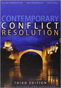 Contemporary Conflict Resolution 3rd ed.