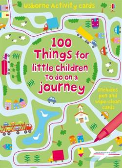 100 Things for Children to Do on a Journey