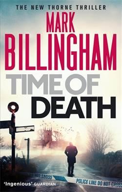 Time of Death (Tom Horne 13)