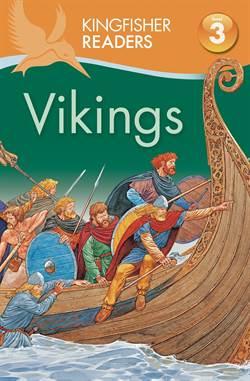 Kingfisher Readers: Vikings