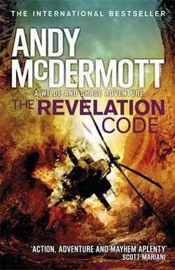 The Revelation Code (Wilde/Chase 11)