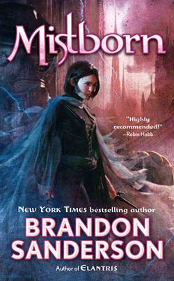 The Final Empire (Mistborn 1)