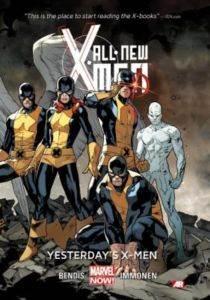 All New X-Men 1: Yesterday's X-Men