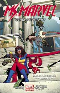 Ms Marvel 2: Generation Why