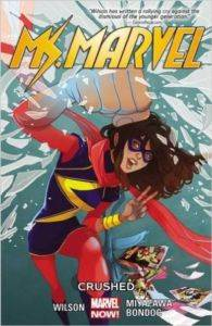 Ms Marvel 3: Crashed
