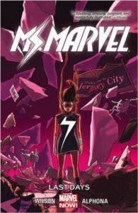 Ms Marvel 4: Last Days