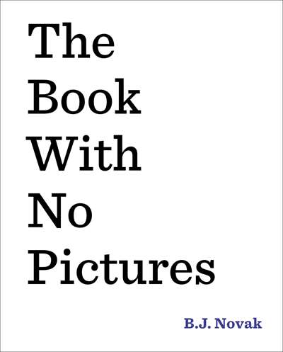 The Book With No P ...