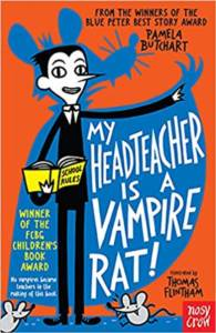 My Headteacher Is A Vampire Rat (Baby Aliens)