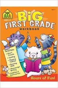 Big 1st Grade Workbook