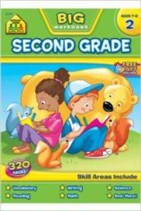 Big 2nd Grade Workbook