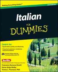 Italian For Dummie ...