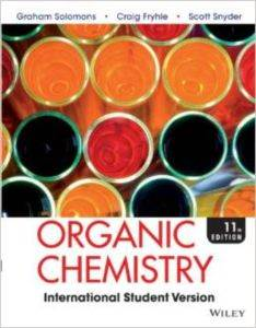 Organic Chemistry, 11Th Editio ...