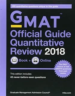 Official Guide For GMAT Quantitative Review 2018
