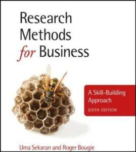 Research Methods for Business: ...