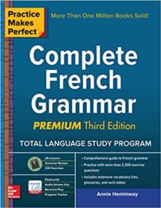 Complete French Grammar 3Rd Ed.