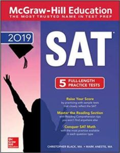 Mcgraw-Hill Education <br/>SAT 2019