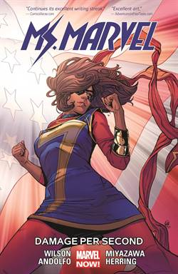 Ms Marvel 7: Damage Per Second