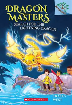 Dragon Masters 7: Search For The Lightning Dragon