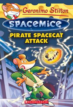 Pirate Spacecat Attack (Spacemice 10)