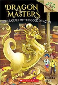 Dragon Masters 12: <br/>Treasure Of The Go ...