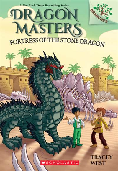Dragon Masters 17 Fortress of the Stone Dragon