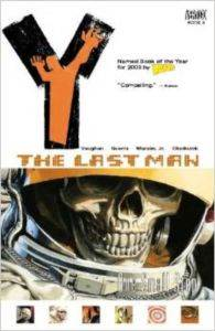 Y The Last Man 3: One Small Step