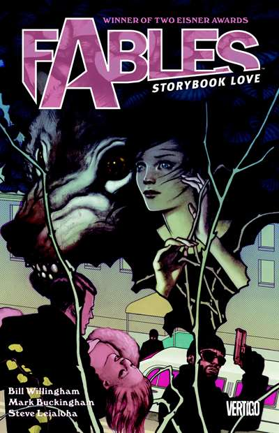 Fables Vol. 3: Storybook Love