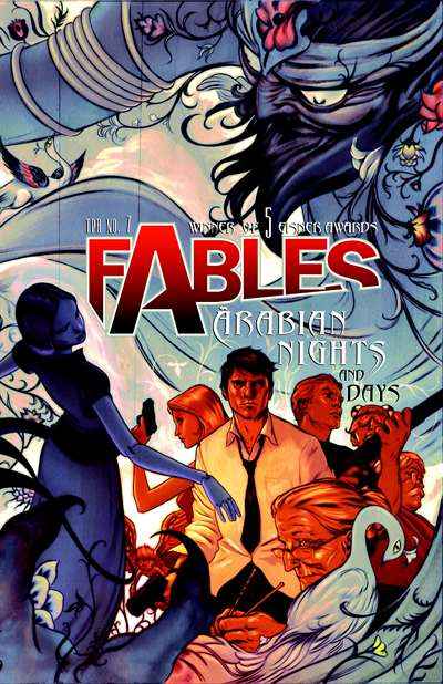 Fables 7: Arabian Nights and Days