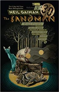 The Sandman 3: Dream Country (Anniversary Ed.)