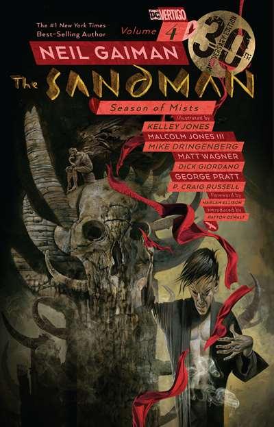 The Sandman 4: Season Of Mists (Anniversary Ed.)