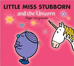 Little Miss Stubbo ...