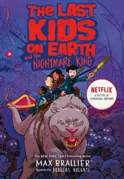 Last Kids On Earth And<br/>The Nightmare King