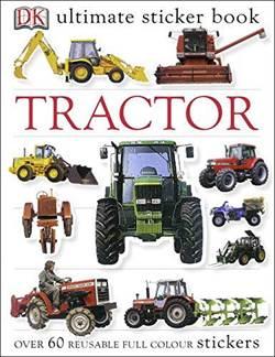 Tractor Sticker Ac ...