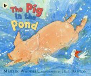 Pig in the Pond
