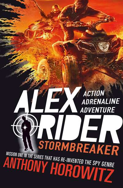 Alex Rider 1: Stor ...