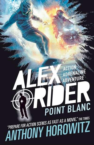 Alex Rider 2: Poin ...