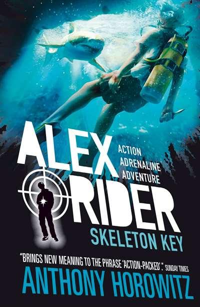 Alex Rider 3: Skel ...