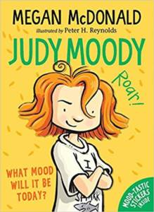 Judy Moody What Mood Will It Be Today