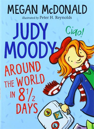 Judy Moody: Around the<br/>World in 8 1/2 Days