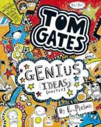 Genius Ideas Mostly (Tom Gates 4)