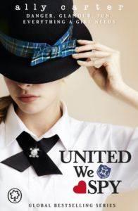 Galaggher Girls 6: United We Spy