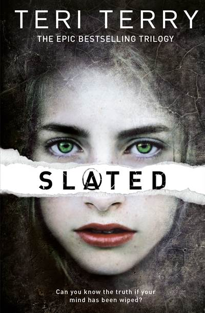 SLATED Trilogy: Slated