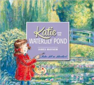 Katie and the Waterlily Pond