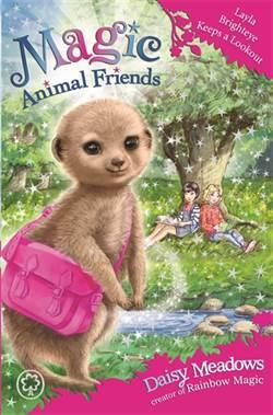 Layla Brighteye Keeps a Lookout (Magic Animal Friends 26)