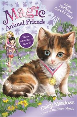 Anna Fluffyfoot Goes For Gold (Magic Animal Friends Special 6)