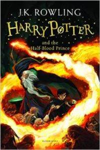 Harry Potter And <br/>The Half Bloo ...