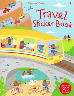 Travel Sticker Boo ...