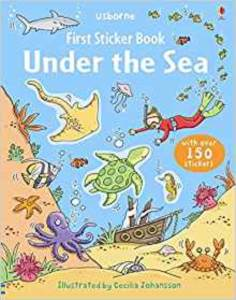 First Sticker Book ...