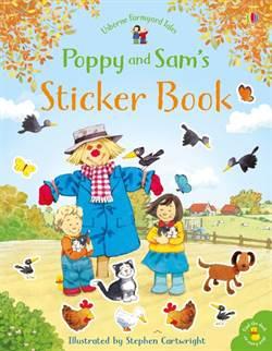 Farmyard Tales: Sticker Book