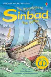 The Adventures of Sinbad the Sailor (Young Reading) with CD
